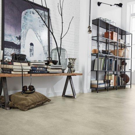 Designboden #NoordFactory Rigid Vinylboden Esszimmer Wohnzimmer Vinylboden Holzoptik Loft