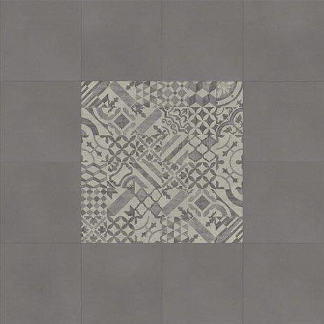 wineo Designboden Verlegekombinationen Muster Vintage integriert