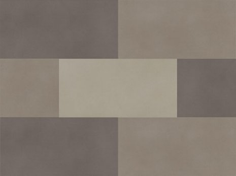 wineo Designboden Verlegekombinationen Muster unterschiedliche Bodendekore