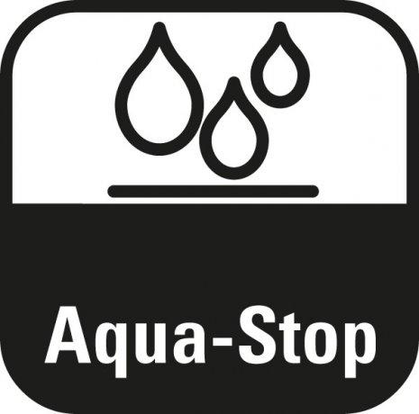 Icon Laminatboden Aqua-Stop-Technologie mit 3 Wassertropfen