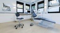 wineo Purline Bioboden hell modern sauber Behandlungszimmer Zahnarztpraxis