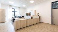 wineo PURLINE Bioboden Lehrerzimmer Büro
