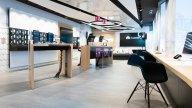 wineo Purline Bioboden hell modern Shop Infotheke Servicebereich
