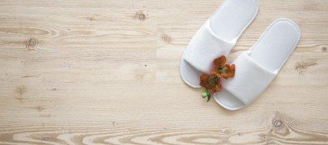 wineo PURLINE Bioboden Schuhe