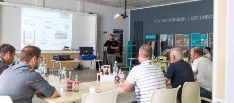 wineo Seminare Schulung Produkte